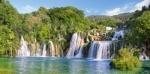 """Пазлы Castorland: """"Водопад в Хорватии"""" 4000 элементов"""
