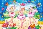 """Castorland: пазл: """"Маленькие балерины"""" махі 40"""