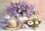 Castorland: Пазлы 1000 эл. Цветочный день