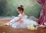 Castorland: Пазлы 500 элементов Маленькая балерина