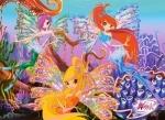 Castorland: Пазлы 260 эл. Морской риф Winx