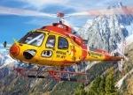 Castorland: Пазлы 260 эл. Спасательный вертолет
