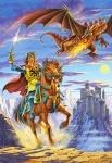 Castorland: Пазлы 120 эл. Бой с Драконом