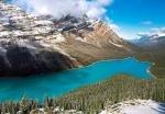 "Castorland: пазл ""Озеро Пейто, Нац. парк Банф, Канада"" 1500 эл."