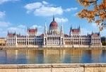 "Пазл 1000 ""Здание парламента, Будапешт"""