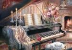 "Castorland: пазл ""Музыкальный салон"", 1000 эл."