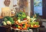 "Castorland: пазл ""Натюрморд Фрукты и овощи"",  1000 эл."