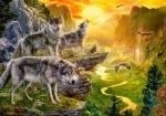 """Castorland: пазл """"Волки"""" 500 эл."""