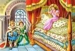 "Castorland: пазл ""Принцеса на горошине"", 60 эл."