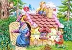 "Castorland: пазл ""Прянечный домик"", 25 эл."