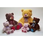 Медведь Тедди средний