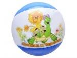 Мяч надувной Львенок и Черепаха