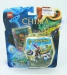 Конструктор Chima «Герой Crominus на чимацикле»