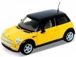 Коллекционная сборная машина 1:24 Mini Cooper