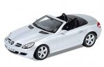 Сборная модель машинка металл 1:24 Mercedes Benz