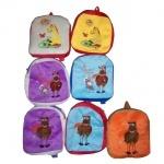 Рюкзак с лошадками