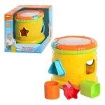 Игра обучающая - барабан-сортер