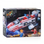 Конструктор BANBAO космический корабль