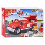 Конструктор BANBAO пожарная машина