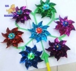 Вертушка, 7 цветочков