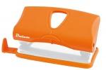 Дырокол 10л пласт. D1217-11 оранжевый