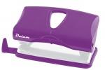 Дырокол 10л пласт. D1217-12 фиолетовый