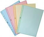 Файл цветной А4 40 мкм 100шт