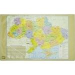 """Подложка для стола """"Карта Украины"""""""