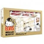 Набор канцелярский в подарочной коробке Hello Kitty