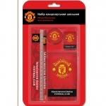 Набор канцелярский KITE Manchester United