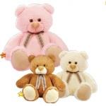 Медведь Тедди мега