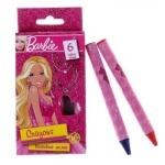 Восковые мелки Barbie