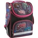 Школьный ранец каркасный Kite Monster High