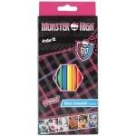 Карандаши цветные KITE Monster High 12 цветов