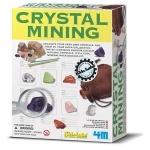 Геологические раскопки: Минералы, кристалл