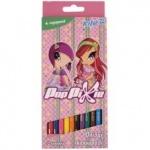 Карандаши цветные 12 цветов Pop Pixie