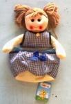 Коврик-кукла (1 карман)
