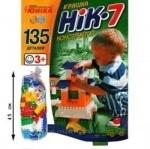 НИК-7 Конструктор 135 деталей (NEW) Юника