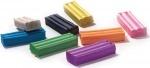 Пластилин перламутровый 8 цветов + стек