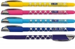"Ручка шар/масл ""Gliss"" черная 0,7 мм ""LINC"""