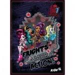 Блокнот  Monster High