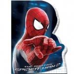 Блокнот вырубка Spider-Man