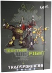 Папка на резинке А4 Transformers