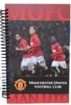 Блокнот спираль Manchester United