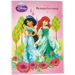 Бумага цветная бархатная, A4 Princess