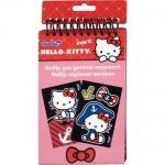 Набор открыток с бархатом 8шт. Hello Kitty