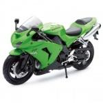 Коллекционная модель Мотоцикла, сборка (1:12) KAWASAKI