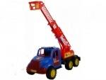 Машина инерционная Дампер пожарная
