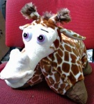 "Подушка ""Жираф"""