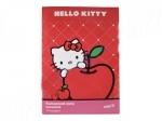 Бумага цветная неон А4 Hello Kitty